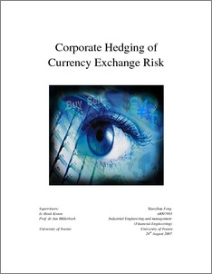 Foreign Exchange Risk and Management Essay