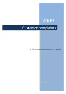service complaint on replacing a product essay Click the button above to view the complete essay, speech  in more than 60 countries new product,  microsoft's complaint against beijing.