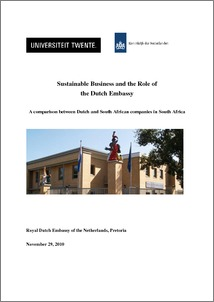 Dissertation statistical services south africa