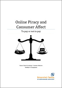 online piracy and consumer affect   to pay or not to pay    online piracy and consumer affect   to pay or not to pay