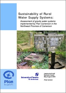 thesis on rural water supply