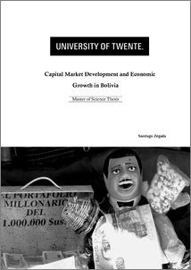 Dissertation stock market economic growth