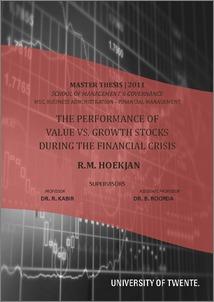 Thesis on global financial crisis