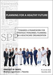 Master thesis strategic planning