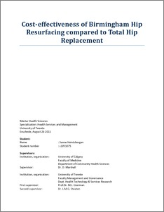 total hip replacement home adaptations pdf