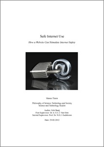 Internet security master thesis