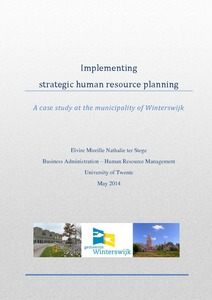 B>Human Resource Planning - IB Business and Management