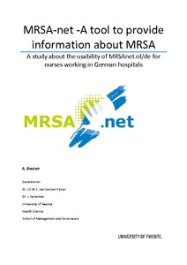nursing essay on mrsa I have already developed the care plans which consist of the nursing diagnosis, outcome, intervention and the evaluation but my problem is the rationale and how to link it up with the australian nursing and midwifery council competency standards and also how to fuse the clinical reasoning cycle into the essay the teacher said we need to look .