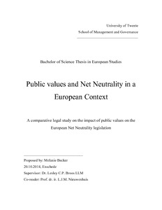 network internet neutrality essay Free net neutrality papers, essays, and research papers.