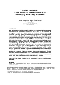 harmonisation of accounting standards essay Harmonisation of accounting standardsinternational accounting harmonisation can be defined as the process of bringinginternational accounting standards into some.