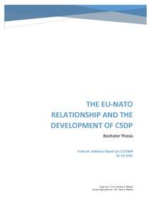 nato essay franco british cooperation its role in shaping nato essay