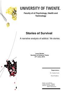 narrative analysis essay examples